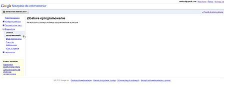 Narzędzia Google dla webmasterów - zmiany