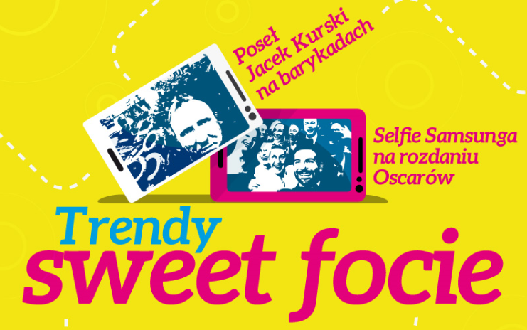 Medialna kariera selfie – infografika