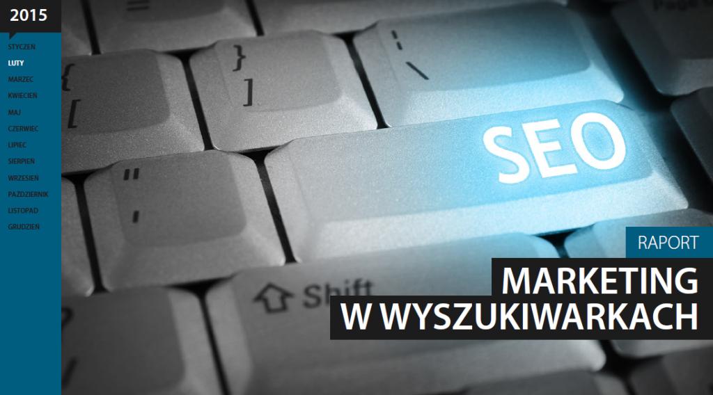 Raport: Marketing w wyszukiwarkach 2015
