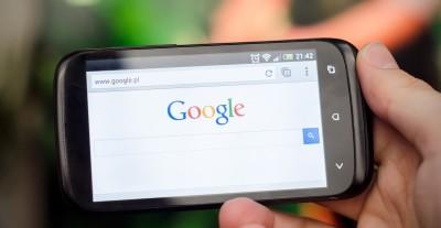 Nowy widok URL w wyszukiwarce mobilnej