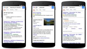 szybka wyszukiwarka mobilna niezależna od jakości połączenia
