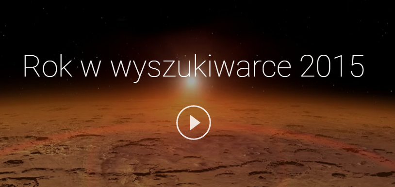 rok 2015 w wyszukiwarce