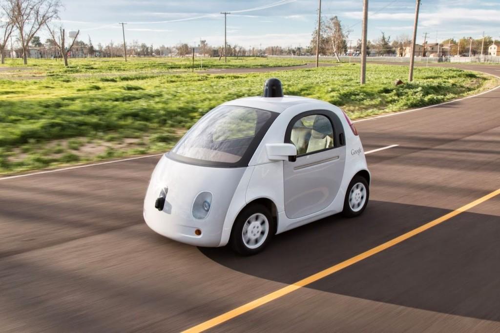 samochód autonomiczny samojezdny bez kierownicy