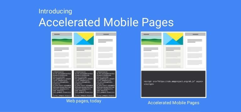 AMP, czyli Accelerated Mobile Pages na stronach wyników wyszukiwania Google