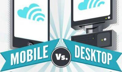 Urządzenia mobilne wygrały z komputerami
