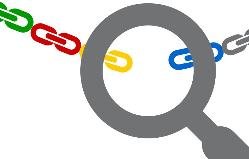 """Google zaleca nie stosowanie operatora """"link"""" do sprawdzania linków przychodzących"""